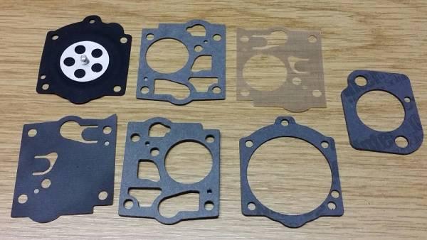 Membransatz ersetzt Walbro D1-SDC, D10-SDC für Vergaser Typ SDC für Homelite Motorsäge 1050 A, 1130 GA, 450, 550, DM 50, Super XL 922, Super XL 925, Super XL Auto, Super XL, VI 130, XL 12 Auto, XL 12, XL 123