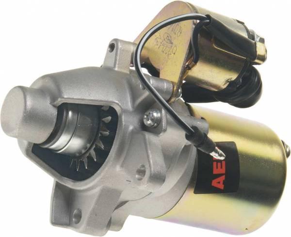 Elektrostarter für Honda 12 Volt -5,5 PS Motore mit 17 Zähne GX140, GX160