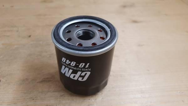 Motor-Ölfilter 25/30 Micron, schmale Ausführung für 12.5 PS, 14 PS, 17 PS für Kawasaki Motor FC 420, FC 540, FD 620, FC 150 V, FE 920 D, FE350D, FH 721V, AS50, FB 460 V, FC 540 V, ...