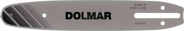 25 cm Führungsschiene Dolmar 3/8 Hobby 1,3 mm 40 TG