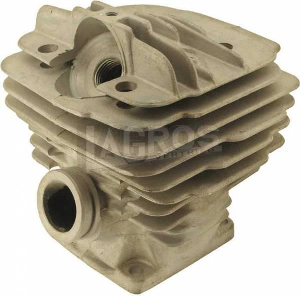 Zylinder mit Kolben, ohne Dekompressionsventilöffnung für Stihl Motorsäge 034, 036