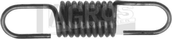 Reglerfeder für Briggs&Stratton 18 PS Motoren, Vangard 303700-303799, 350700-350799