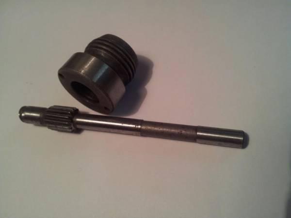Pumpenkolben+ Schnecke 2-Loch für Ölpumpe für Stihl Motorsäge 041