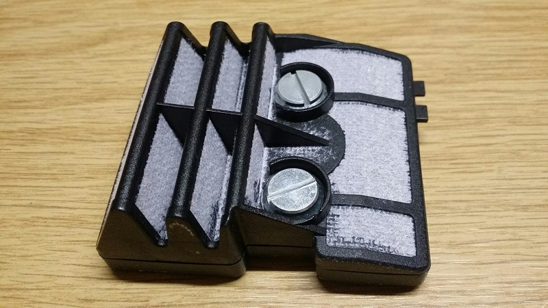 luftfilter f r oleo mac motors ge 938 941 942 946 951. Black Bedroom Furniture Sets. Home Design Ideas
