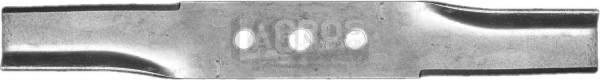 Rasenmähermesser für Alko Seitenauswurf-Mäher mit Grasfangvorrichtung E-38 Topmaster-WT, E-38H, E-38HM, E-38H900, 25/38H