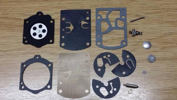 Reparatursatz ersetzt Walbro K10-WB für Walbro Vergaser Typ WB für Homelite Motorsäge/ Wasserpumpe 650, 750, FP 100