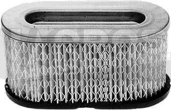 Luftfilter oval für Briggs&Stratton 7 - 11 PS Motore vertikal