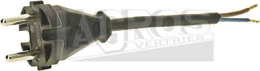 Geräteanschlusskabel/ Kabel Motoranschluß für Wolf Elektromäher