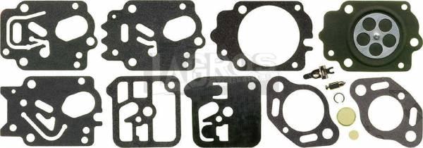 Reparatursatz ersetzt Tillotson RK-33HK für Tillotson Vergaser Typ HK für Stihl Motorsäge 034, 034AVEQ, 038