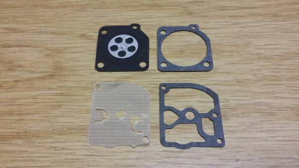 Membransatz Zama GND-29 für Zama Vergaser C-1 Q für Dolmar Motorsäge PS-34, PS-340, FR-108, PS-341, PS-342, PS-343