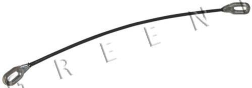 Original Mähwerkkabel für Mulchmähwerk für Stiga Aufsitzmäher Park 100-M, 102-M, 107-M, 121-M