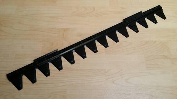71 cm ESM Balkenmähermesser für Tielbürger Balkenmäher T-43, T-44, T-45, T-46, auch für Agria, Iseki (Orig.Nr. ESM 248 0500)