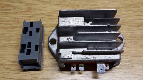 Spannungsregler 12V/30A für Ruggerini RD180, RD200, RD210, MD150, MD151, MD170, MD171, MD190, MD191