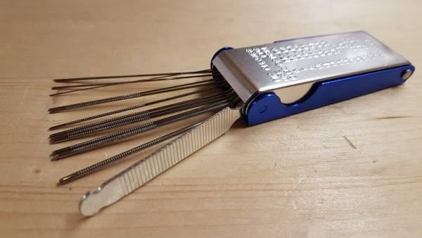 Reinigungswerkzeug für Walbro, Tillotson, Zama, ... Vergaser