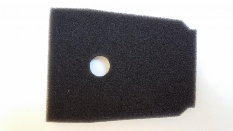 luftfilter schaumstoff f r oleo mac freischneider. Black Bedroom Furniture Sets. Home Design Ideas