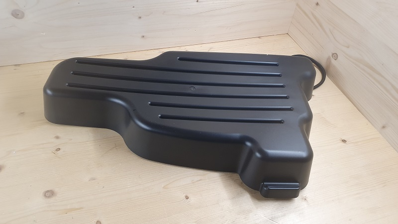 Schraube 6mm x 21,5mm für Griffrohr unten passend für Stihl MS341 MS361
