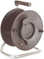 kabeltrommel 285 mm ohne kabel kabeltrommeln elektrokabel netzstecker garten. Black Bedroom Furniture Sets. Home Design Ideas
