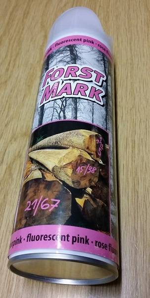 Holz Markierungsfarbe - 500ml Sprühdose