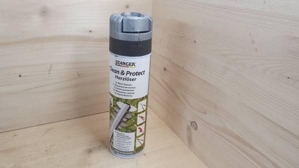 Clean & Protect Harzlöser 500 ml für Heckenscheren/ Motorsägen/ ...