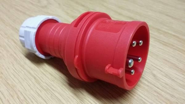 CEE Stecker (5polig / 380V / 16A)