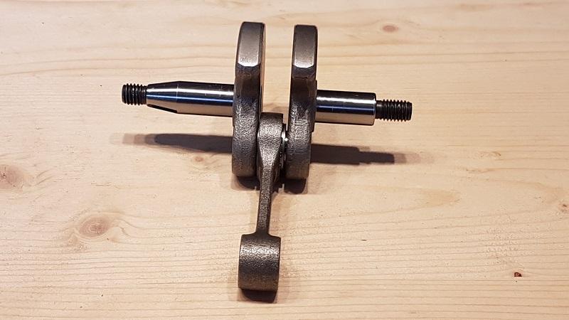 Kurbelwelle passend Freischneider Stihl FS 160 FS 180 FS 220 FS 280