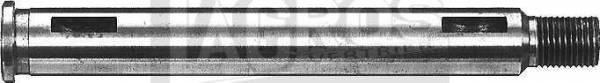 Messerwelle 1/2-20 UNF für Murray