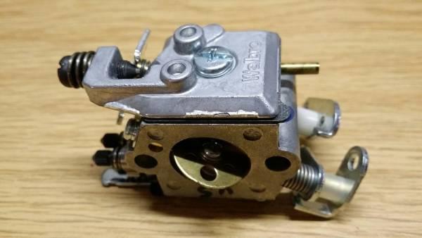 Original Ersatzteil Motorsäge Solo 638 mit WALBRO Vergaser Reparatursatz