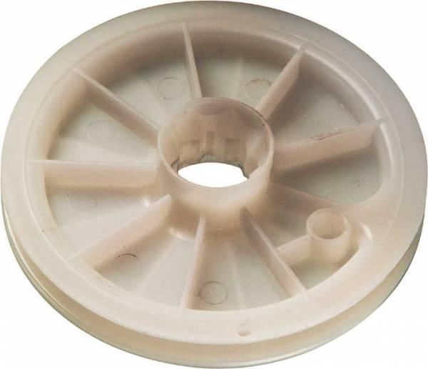 Seilscheibe 123 mm für Briggs&Stratton Motor Sprint Modelle 3.75 PS