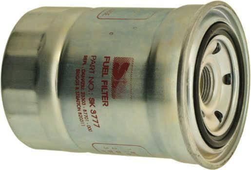 Kraftstoff-Filter für Toro, Briggs&Stratton Motore