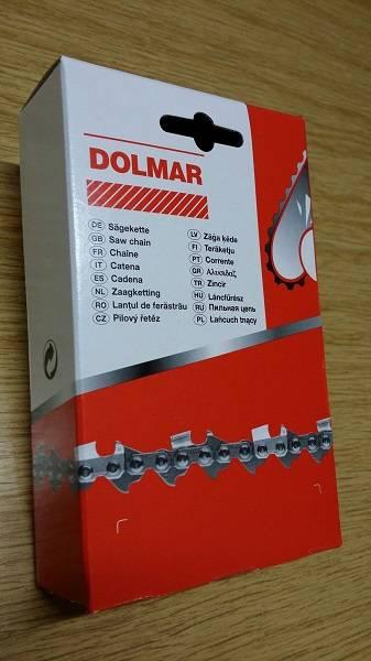 35 cm Dolmar Sägekette 3/8 Hobby 1,3 mm 50 TG für Stihl Elektrosägen/ Motorsägen