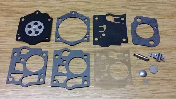 Reparatursatz ersetzt Walbro K1-SDC, K10-SDC für Walbro Vergase für MC MCulloch Motorsäge 10-10, 10-10 A, CP 55, 2-10, 210 AV, 3-10, 5-10 A, 510, 6-10, 610 AV, 7-10 A, 710, CP 80, Power MAC 570, 800, 850, Super Pro 70, 81, PM 88, D, E, 80, Double Eagle 80