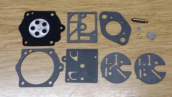 Reparatursatz ersetzt Walbro K10-HDC K10-HDC für Walbro Vergaser Typ HDC für Homelite Motorsäge/ Trimmer/ Freischneider/ Motorsense 150 AUto, 350 P, EZ 250, ST 160, ST 180, ST 200, ...