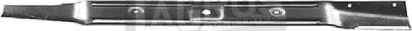 Rasenmähermesser für Ariens 28 Zoll-Reitermäher = 72 cm mit Grasfangvorrichtung