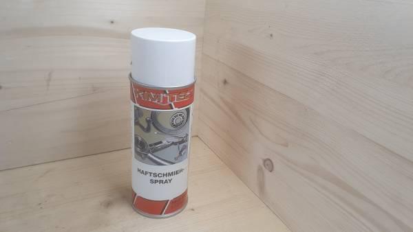 ftschmierspray - 400 ml Sprühdose Gut haftendes, transparentes Sprühmittel mit Langzeitwirkung für alle beweglichen Teile, z.B. Scharniere, Gelenke, Bowdenzüge, Ketten, Gleitschienen, Schiebedächer, usw.