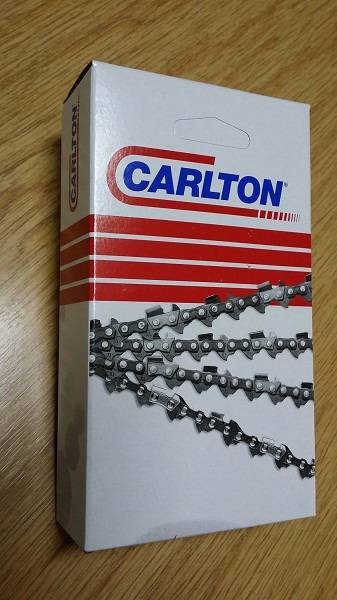 35 cm Carlton Saegeketten 3/8H 1,3 mm 50 TG Folux Motorsaegen