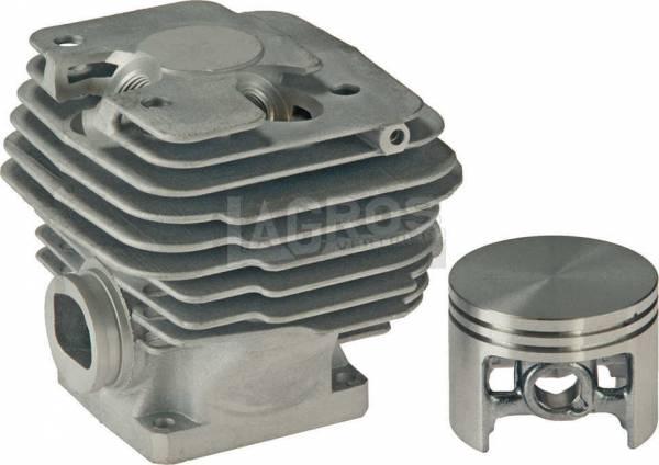 Zylinder mit Kolben für Stihl Motorsäge MS381