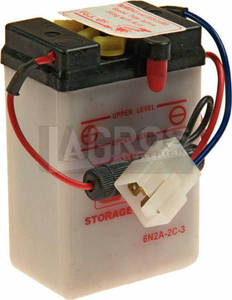 Batterie Din 00214 12V / 2Ah