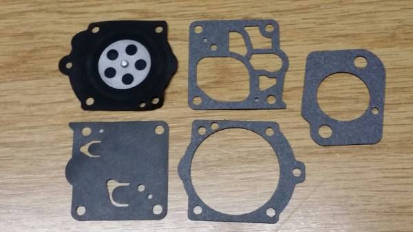 Membransatz ersetzt Walbro D2-WJ, D11-WJ für Homelite Motorsäge 410, SXL 925, XL 98 C, XL 98 D