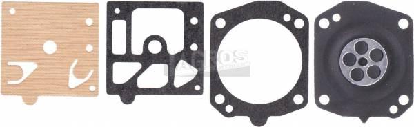 Original Membransatz D10-HDA, D22-HDA für Walbro Vergaser HDA für Dolmar Motorsäge 117, 119