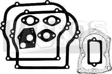 Dichtungssatz 7 Teile für Briggs&Stratton 4 + 5 PS Motor horizontal 100200, 130200, 131200, 132200, 133200, 125200