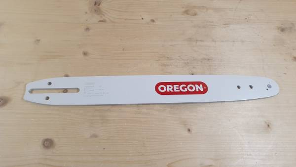 35 cm Führungsschiene Oregon 3/8 Hobby 1,3 mm 52 TG für Dolmar Motorsäge PS-2, PS-3, PS-4, PS-33, PS-34, PS-36, PS-39, PS-41, PS-45, PS-330, PS-340, PS-341, PS-342, PS-344, ...