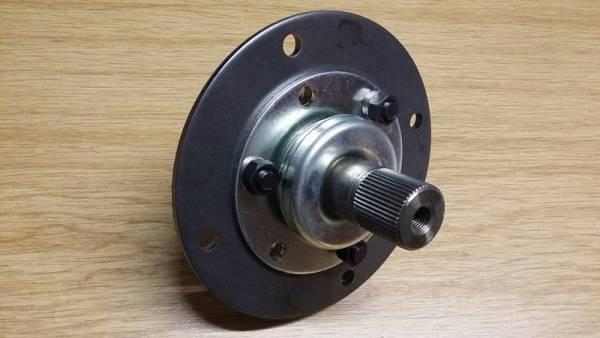 Messerwelle für MTD Aufsitzmäher/ Rasentraktoren Rasentraktor 125/102 134K765N678 (1994) mit 40 Zoll Mähdeck