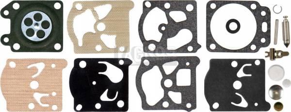 Reparatursatz ersetzt Walbro K22-WAT für Walbro Vergaser für Zenoah  Motorsäge G410AVS, G455AVS,