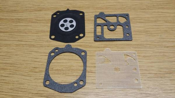 Membransatz ersetzt Walbro D22-HDA für Walbro Vergaser Serie HDA für Husqvarna Motorsäge 234, 257, 262, ...