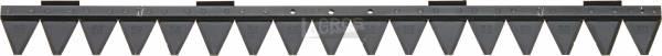87 cm ESM-Balkenmähermesser für Gutbrod, Tielbürger Balkenmäher (ersetzt Orig.Nr. ESM 248 0140)