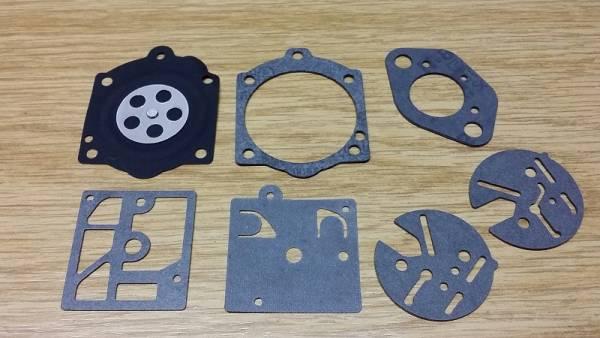 Membransatz ersetzt Walbro D1-HDC, D10-HDC für Walbro Vergaser Typ HDC für Solo Motorsäge 600, 605, 606, 616, 631