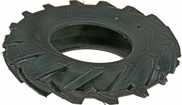 Reifen Ackerstollen-Profil (Gr. = 16 x 4.80-8, Gr. = 4.80/4.00-8, Gr. = 4.00-8) für Motorhacken und Balkenmäher