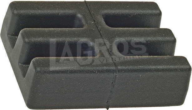 Vibrationsdämpfer passend für Stihl TS700 TS800 Gummipuffer unten