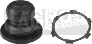 Primer Pumpe inkl. Befestigungsscheibe für Tecumseh Motor 632669, 633670, 632681, 632756