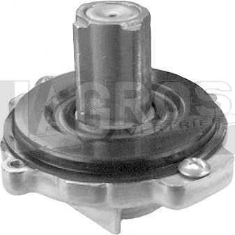 Starterkupplung für Briggs&Stratton 3 bis 16 PS Motoren, Rücklaufstarter für Handstart Modelle 60100 bis 326400